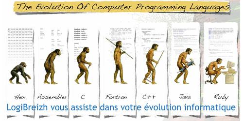 migration évolution informatique LogiBreizh